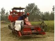 全喂入式稻麦联合收割机的使用与维护(1)