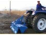 旋耕机的使用与维护