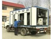 移动奶台的使用与维护