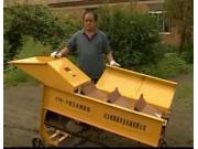玉米果穗剥皮机安全使用技术