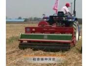 玉米旋耕播种机的使用与维护