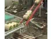 水稻育苗设备工作过程