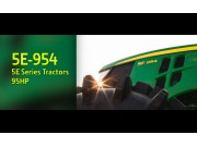 约翰迪尔新5E系列拖拉机(迪尔发动机)介绍片