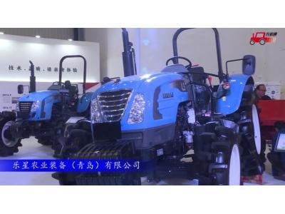 2017国际农机展乐星参展产品视频详解