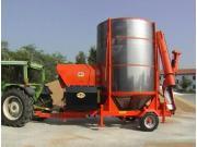 AGREX移动式和固定式烘干机