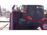 基洛维兹К 744Р拖拉机细节