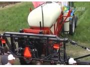 VERSATILE公司PS系列牵引式喷药机