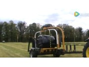 tanco(坦科)1400系列圆捆包膜机