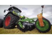阿玛松Catros3003 Spezial系列缺口耙-作业视频