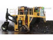 威猛CT718自走式堆肥机-作业视频