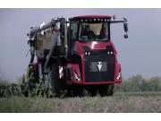 荷马Terra Variant585有机肥施用机-作业视频