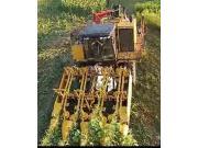 阿尔斯波CP400甜玉米下棒机-作业视频