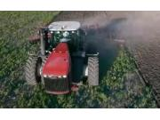 Gomselmash公司DX850液压偏置耙-作业视频