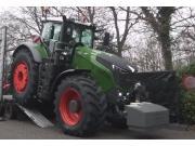 芬特1050拖拉机-产品展示