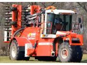 Vervaet公司自走式施肥机-作业视频