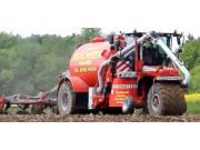 Vervaet公司Hydro Trike系列自走式施肥机-作业视频