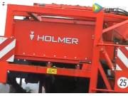 荷马公司RRL型牵引式甜菜装车机