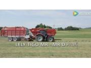 莱利Tigo MR D Profi牧草捡拾拖车
