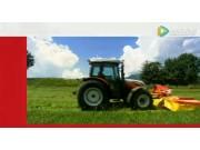 斯太尔拖拉机配套牧草设备
