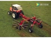 FELLA公司TS系列搂草机-作业视频