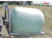 Fliegl公司背负式草捆装载机-作业视频