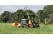 Stara公司Corisco系列背负式喷药机-作业视频