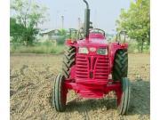 马恒达新款415Sarpanch拖拉机-作业视频