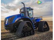 纽荷兰T9系列拖拉机-产品介绍