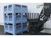 Manitou公司多功能装载机-作业视频