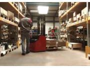 Manitou公司ES系列电动堆垛机-作业视频