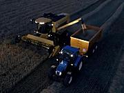 纽荷兰TC5000系列收割机-作业视频
