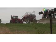 凯斯5系列精密气力式种肥箱