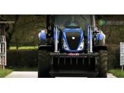 纽荷兰T6功能全面的拖拉机