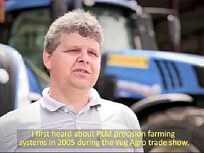 专业的技术人员介绍纽荷兰产品