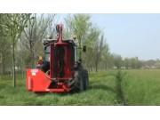 马斯奇奥PALMA系列对刀式草坪修剪机