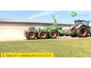 庄稼汉Cargo-LIFT系列分体式自卸拖车