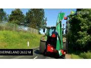 格兰2600系列背负式割草机