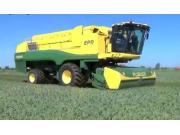 Ploeger公司EPD540自走式豌豆收获机