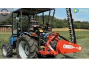 伊诺罗斯BFS系列往复刀割草机作业视频