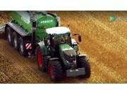 芬特800和900Vario系列拖拉机视频