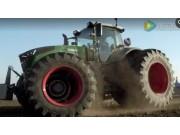 芬特1000Vario系列常规结构最大马力拖拉机视频