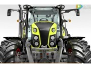 科乐收(CLAAS)ARION400系列拖拉机外观设计过程视频