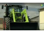 科乐收(CLAAS)ARION400系列拖拉机视频