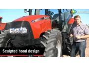 凯斯Maxxum系列拖拉机介绍视频
