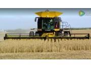 科乐收(CLAAS)LEXION700系列联合收割机北美款视频