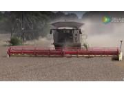 科乐收(CLAAS)LEXION770TT收割机作业实拍视频
