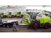 科乐收(CLAAS)兰茨贝格官方二手设备交易中心视频