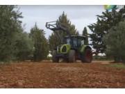 科乐收(CLAAS)设备西班牙地区作业视频