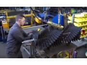 科乐收(CLAAS)打包机生产工艺视频