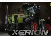 科乐收(CLAAS)XERION系列拖拉机德国哈斯文克工厂组装视频